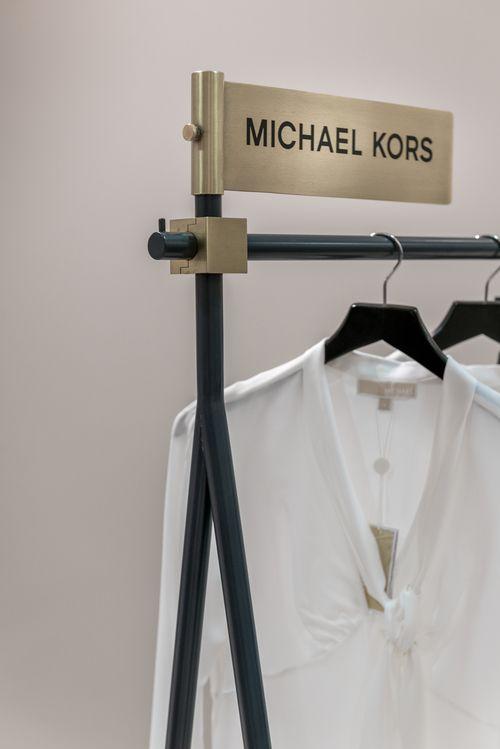 Jarrold Norwich New Fashion Floor  #retail #fixtures #fashion #powdercoat…