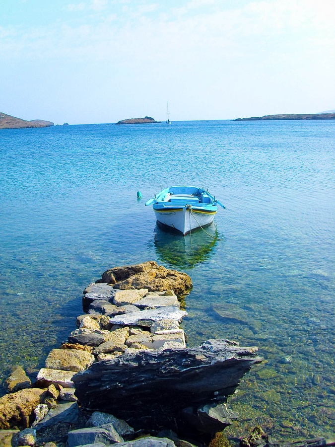 Astypalaia, Greece, Maltezana Beach #travel #holidays
