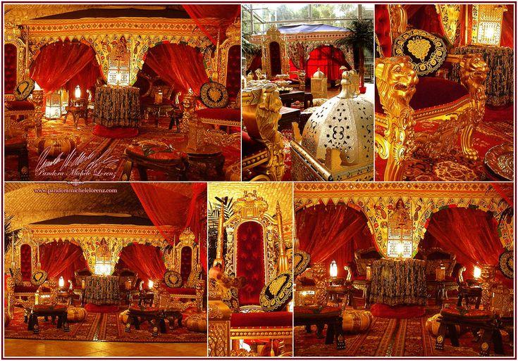 Orientalische indische asiatische bollywood deko - Asiatische dekoration ...