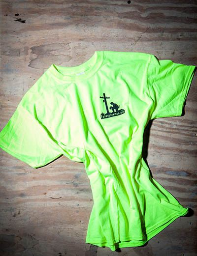 Safety Green Lineman Shirt
