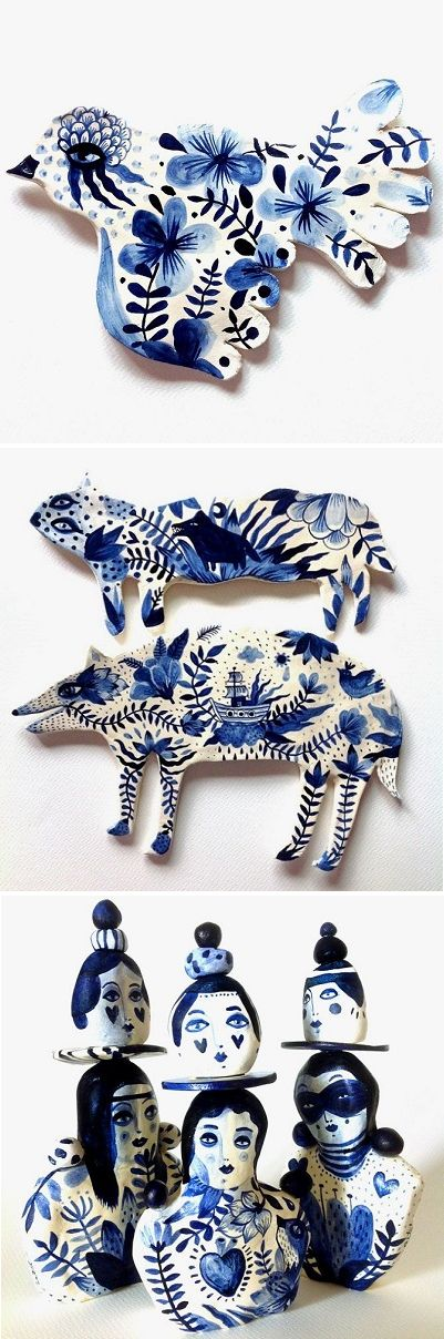 Ceramics by Aitch / on the Blog!