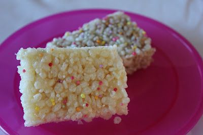 Failsafe Foodie: Rice Crispies