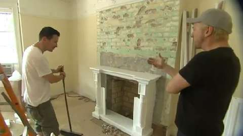 Colin & Justin give Sheena's Place an amazing makeover