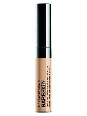 This BareMinerals concealer hydrates skin, masks dark circles, and blends seamlessly....
