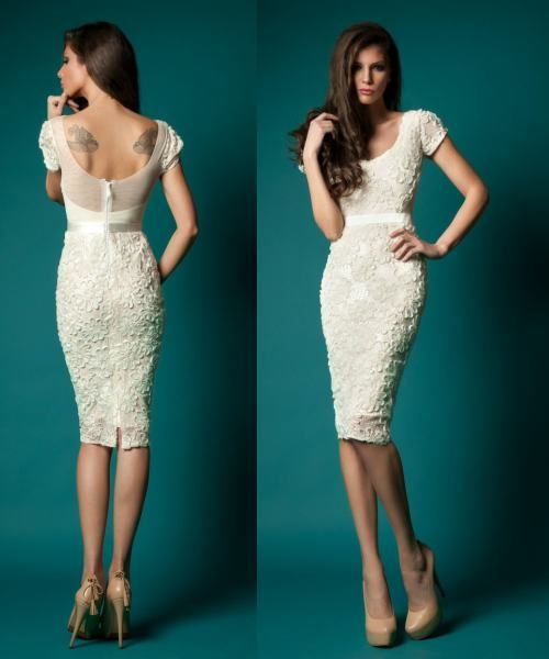 Civil Ceremony Courthouse Dress Ideas Wedding