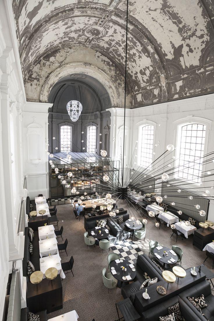 The Jane Restaurant, Antwerpen / Photo by Fotoclaire