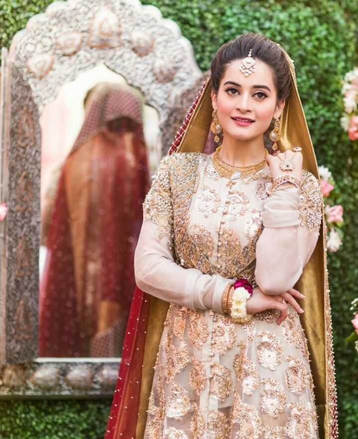 Celebrity Wedding Outfits 2019: Pakistani Celebrities In 2019