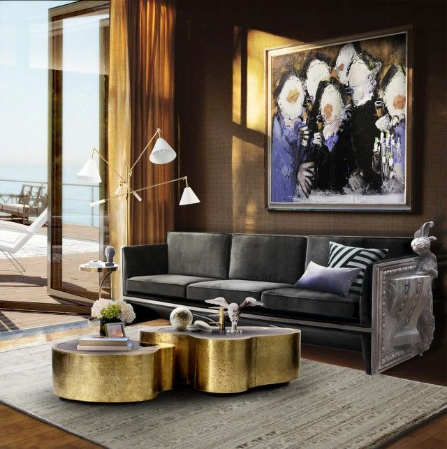 Here you will have some of the interior design decoration, which you will see the most recent trends and colors used to give a new fashion and luxury look to yo