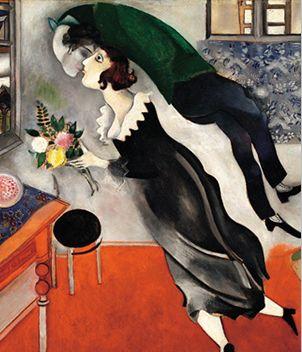 Mostra Chagall. Una retrospettiva 1908 1985