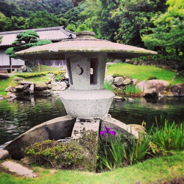 beautiful place! #japan #travel #garden #senganen #kagoshima