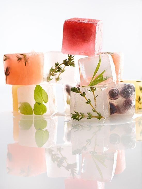 The Coolest Ice Tricks for Fancy Cocktails l #happyhour