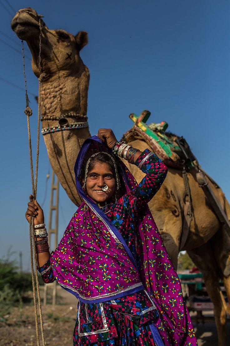 ahir nomadic tribes of the Kutch, gujarat |