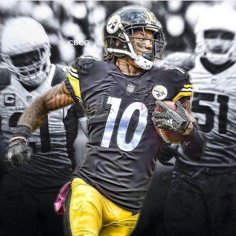 Martavis Bryant edit via @cbcgvisuals tag @martavisbryant10 #steelernation #steeler #steelers #steelersnation #pittsburghsteelers #martavisbryant #nfl #football