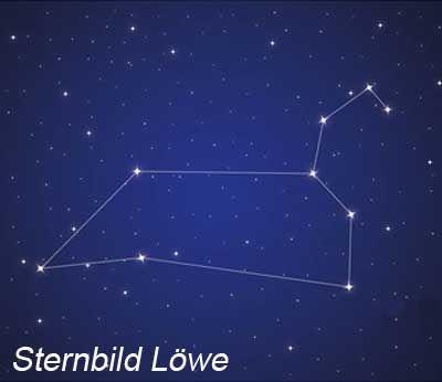 Sternbild Löwe Leo – Lage, Ursprung, Sichtbarkeit