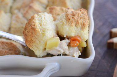Permalink to: The Best Chicken {or Turkey} Pot Pie