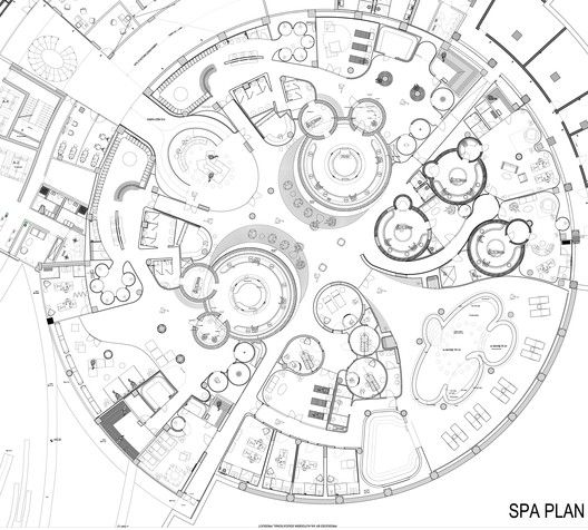 Eskisehir Hotel and Spa,Floor Plan