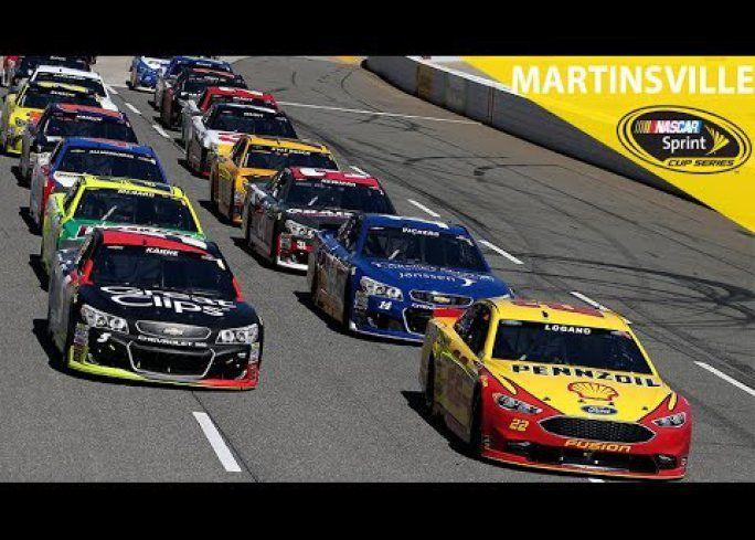 NASCAR Sprint Cup Series – Full Race – STP 500 – Nascar News Videos