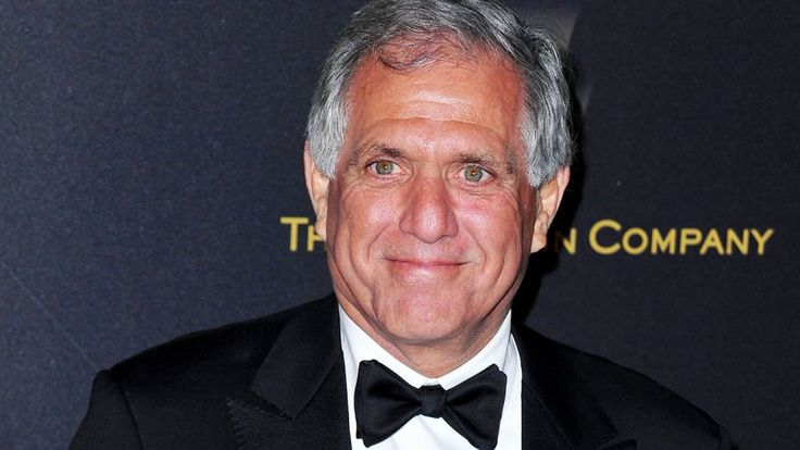 "CBS' Leslie Moonves on His Relationship With David Letterman: ""He Hated Me"" 