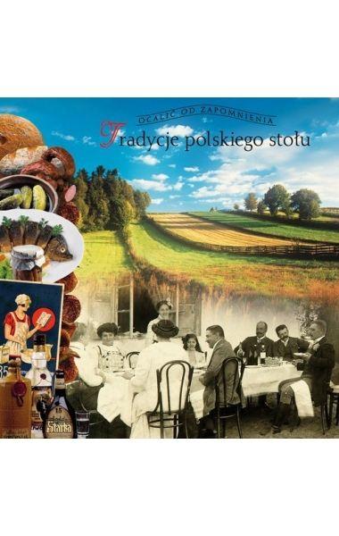 """Kolejna książka z serii """"Ocalić od zapomnienia"""" poświęcona jest tradycjom polskiego stołu i spiżarni. Znajdziemy w niej charakterystykę tradycyjnych polskich produktów spożywczych, tzn. takich, które mają wielopokoleniowa historie i niekiedy są jeszcze wytwarzane na małą skalę w gospodarstwach domowych lub niewielkich zakładach wytwórczych"""