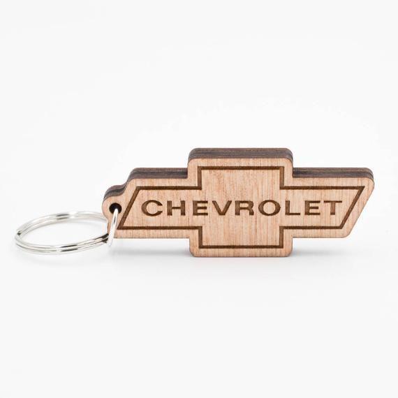 Chevrolet Keychain Chevy Logo Keyring Chevy Bowtie Etsy Chevy Bowtie Keychain Chevrolet