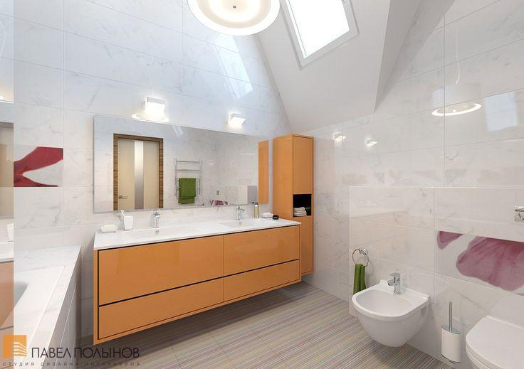 Дизайн ванной комнаты / bathroom / bathroom decor / bathroom ideas / by Pevel Polinov Studio #design #interior #homedecor #interiordesign