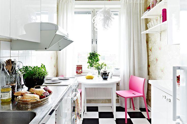(1/3)4 tips de decoración para espacios pequeños | Decorar tu casa es facilisimo.com