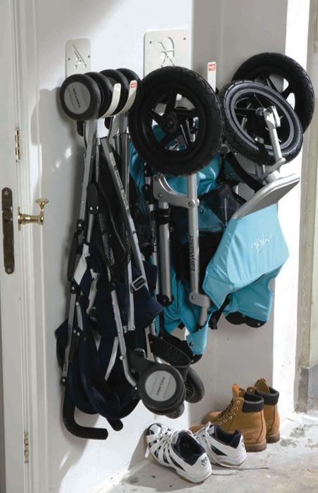 stroller storage: Buggup