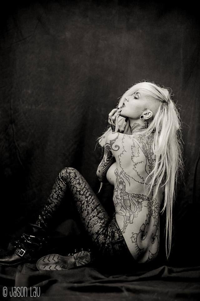 Beth humphreys, sara fabel, tiffany demarco nude