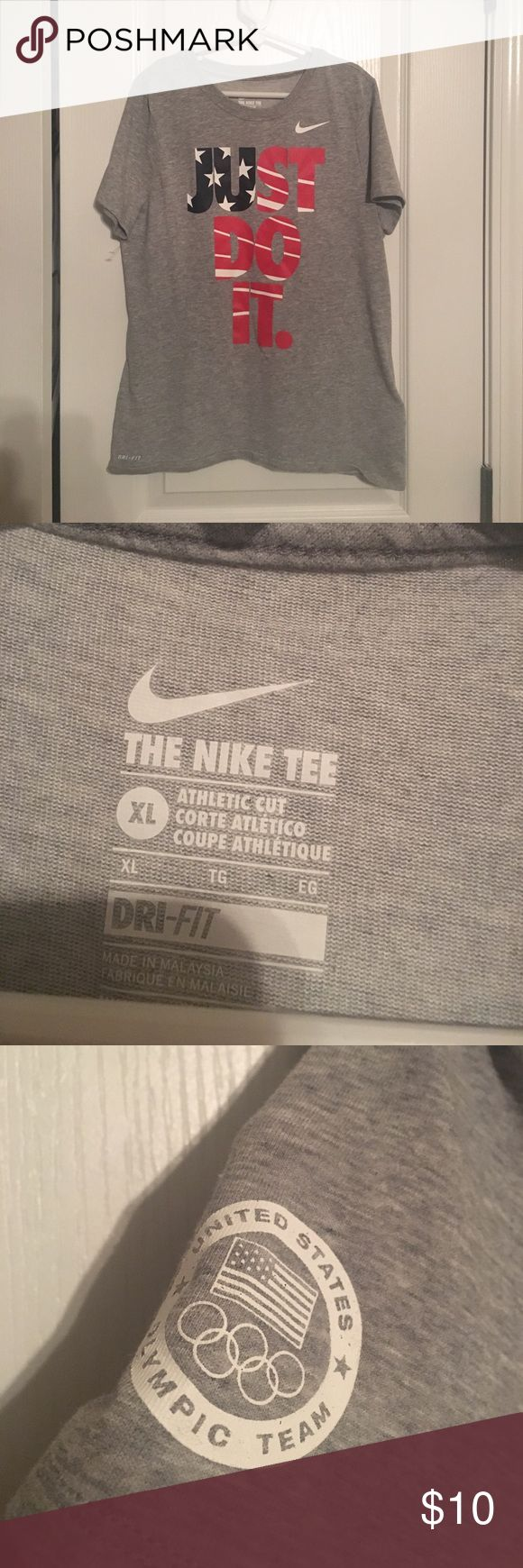 Nike USA soccer shirt Never worn but no tags. Perfect conditions Nike Shirts & Tops Tees - Short Sleeve