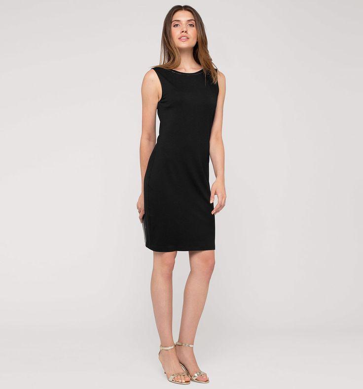 Sklep internetowy C&A | Sukienka, kolor:  czarny | Dobra jakość w niskiej cenie