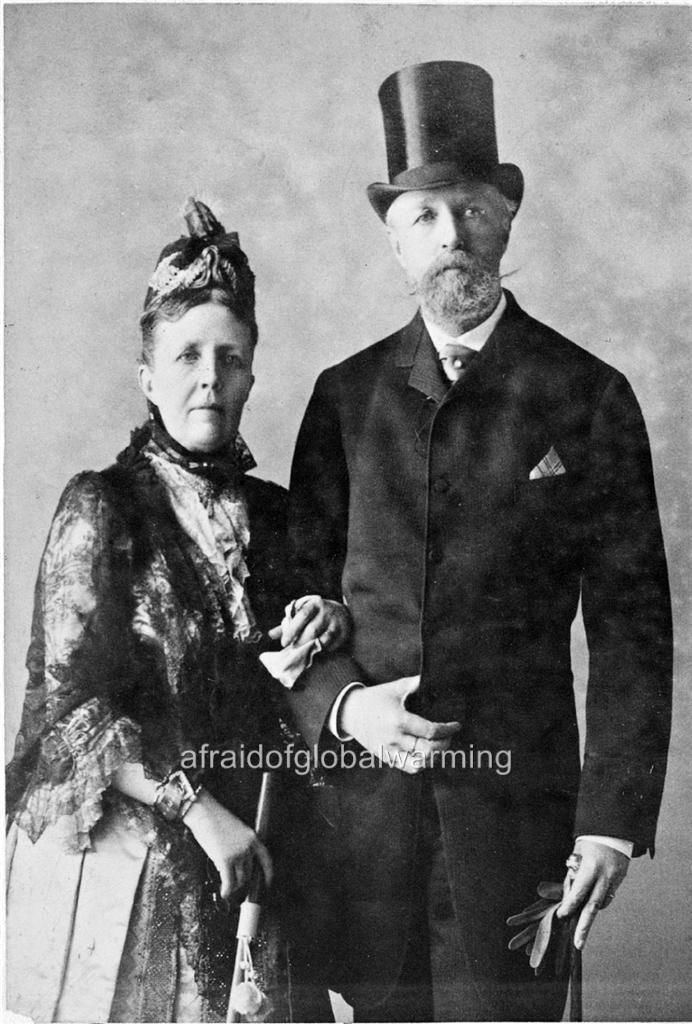details about old photo sweden norway king oscar ii queen sophie the o 39 jays king. Black Bedroom Furniture Sets. Home Design Ideas