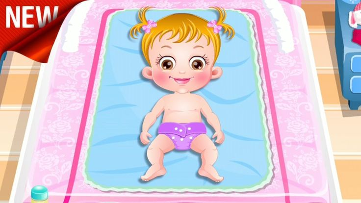 Baby Hazel Skin Care Games for Kids Baby Hazel Game Movie  Playtime Baby...