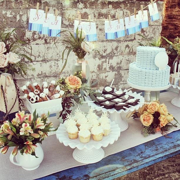 Beach Wedding Dessert Table: 17 Best Images About Beach Wedding Inspirations On