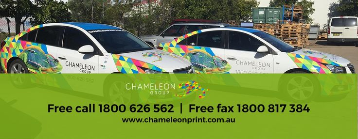 Here at Chameleon Print, we also manufacture all kind of #graphics for your car, van, boat, what ever kind of vehicle you have.  We have experts to professionally wrap your whole vehicle or we can just create bumper #stickers to your #design.  We have a team of graphic designers to help get the design you need, in-house printing to ensure quality, and installers who will ensure its perfectly placed on your vehicle.  http://chameleonprint.com.au/vehicle-wraps/