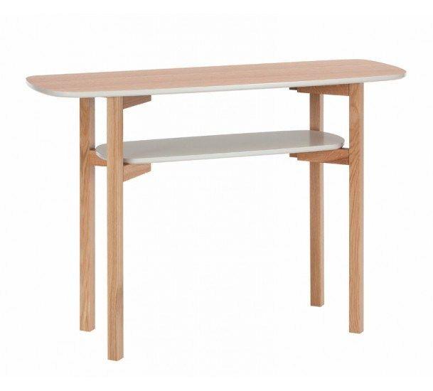 Cee Konsolbord - Lys træ - Konsolbord i lyst træ