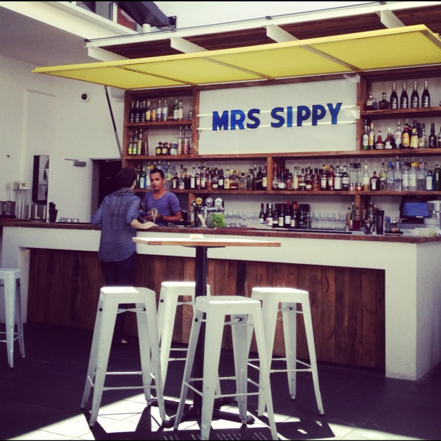 Old World charm in Mrs Sippy - Double Bay, Sydney #australia #travel