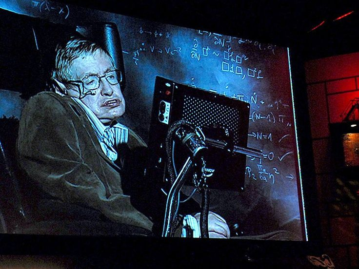 Stephen Hawking: Questioning the universe | TED Talk | TED.com