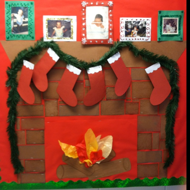 Board Decoration For Christmas: 1000+ Images About Christmas: Bulletin Boards & Classroom