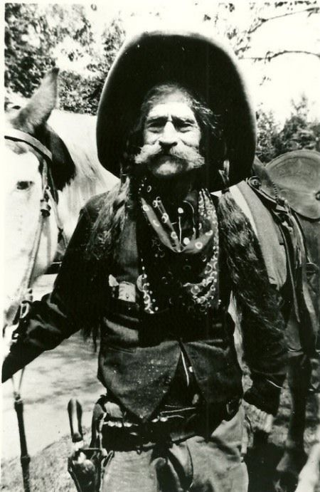 """memory63:  Frank Boardman """"Pistol Pete"""" Eaton  (October 26, 1860 – April 8, 1958) was an American author, cowboy,  scout, Indian fighter, and Deputy U. S. Marshal for Judge Isaac C.  Parker. He was also known to throw a coin in the air, draw and shoot it  before it hit the ground."""
