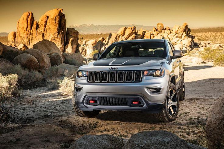 Gallery: 2017 Jeep Grand Cherokee Photos