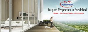 This is where Anupam Properties can help you with all of your property need whether it is commercial property or residential property in faridabad.