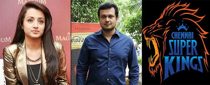 Trisha's beau Varun Manian gets death threats over CSK acquisition?  more story click here http://goo.gl/3MTnCK