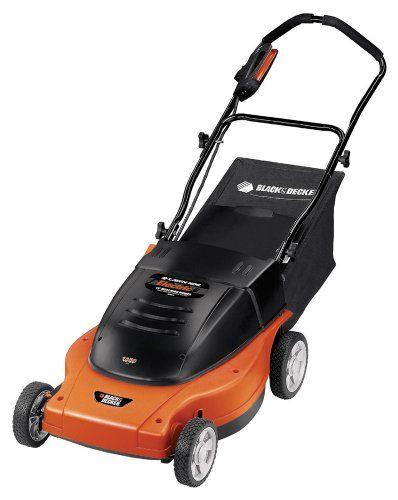 Black & Decker MM875 Lawn Hog 19-Inch 12 amp Electric Mulchi: Amp Electric, Decker Mm875, Lawn Mower, Mm875 Lawn, 19 Inch 12, Lawn Hog, Mulching Mower, Electric Mulching, 12 Amp