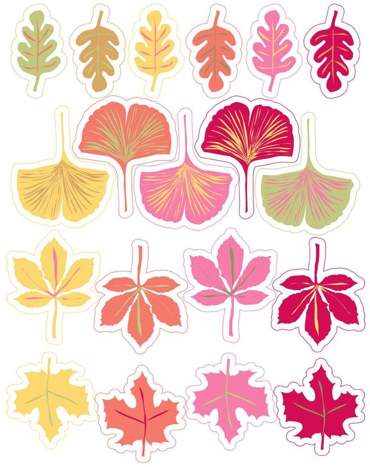 A la façon d'un herbier, j'installe mes feuilles d'automne et créé un tableau automnale. Mes petites feuilles multicolores sont à imprimer comme vous voudrez pour en faire ce que vous voudrez. Que ...                                                                                                                                                                                 Plus