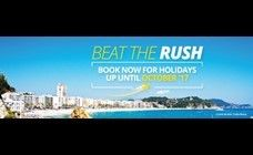 On the Beach 2017 summer holidays from just £20pp