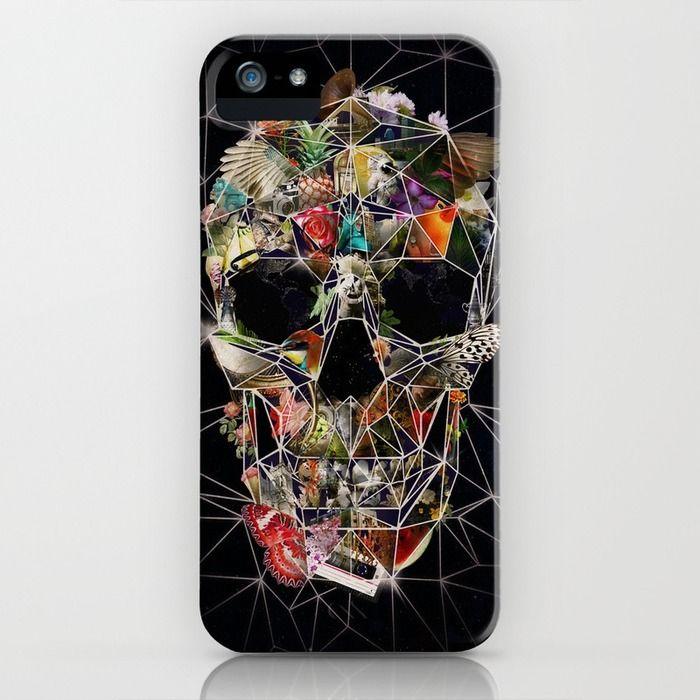 Fragile Skull iPhone & iPod Case