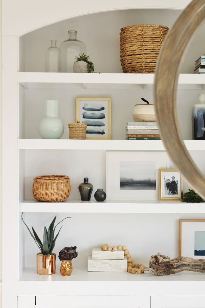 bookcase styling 101 simple tips that will make you a pro rh pinterest com