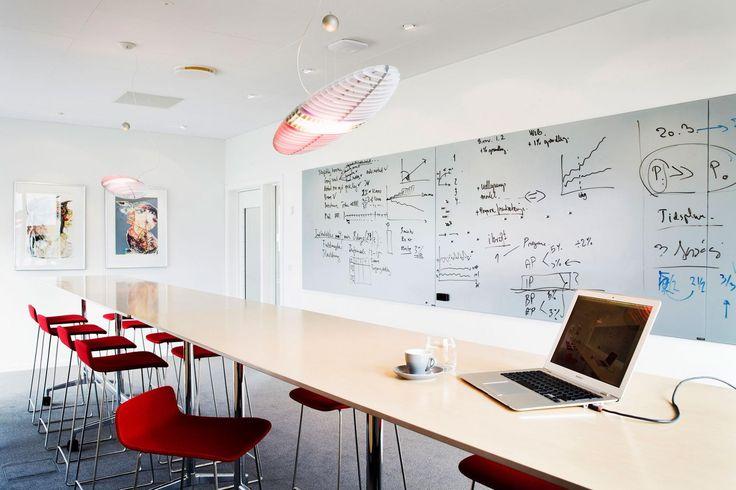 Weg met het whiteboard, lang leve ChatBoard. by TecnoSpace