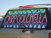 Carpoolchella.. NEXT YEAR!!