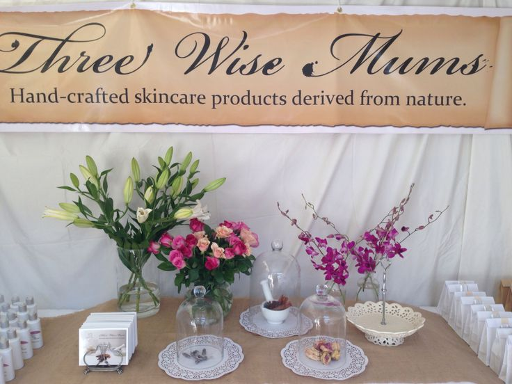 Hand crafted skin care products derived from nature